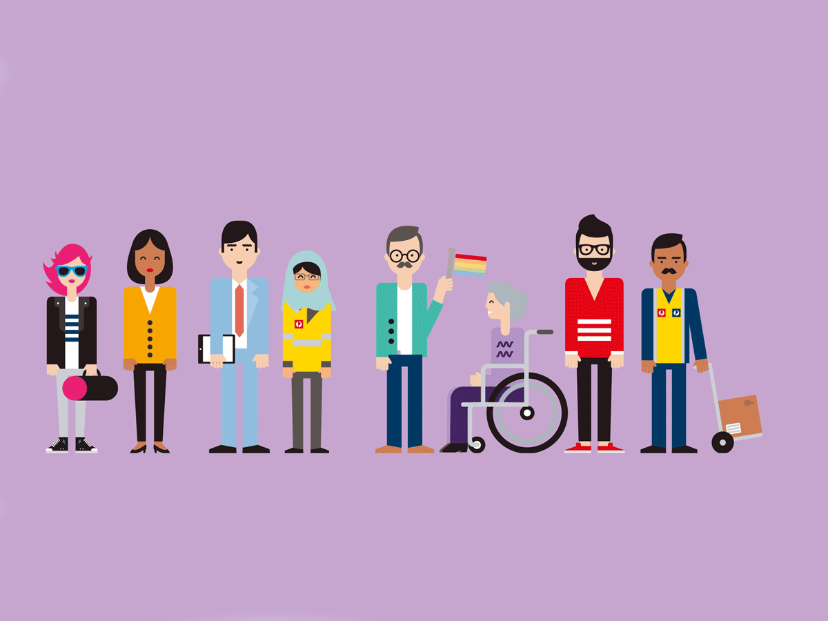 create an inclusive workplace