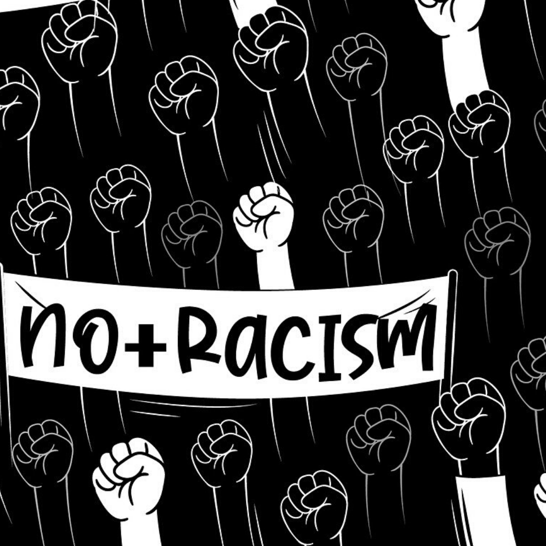 speaking up against racism
